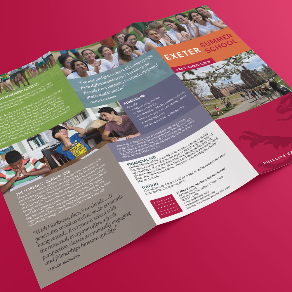 pea-summer-school - Brown & Company Design